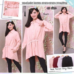 31A SHELBY BLOUSE CREPE