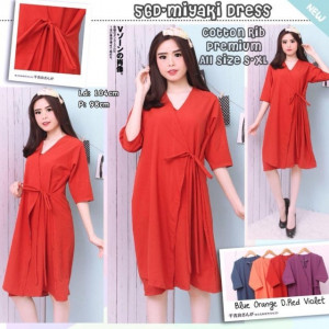 56D MIYAKI DRESS