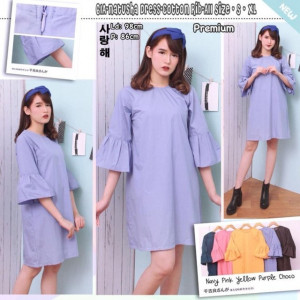 61A NATUSHA DRESS