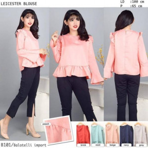 B101 LEICESTER BLOUSE