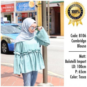 B106 CAMBRIDGE BLOUSE